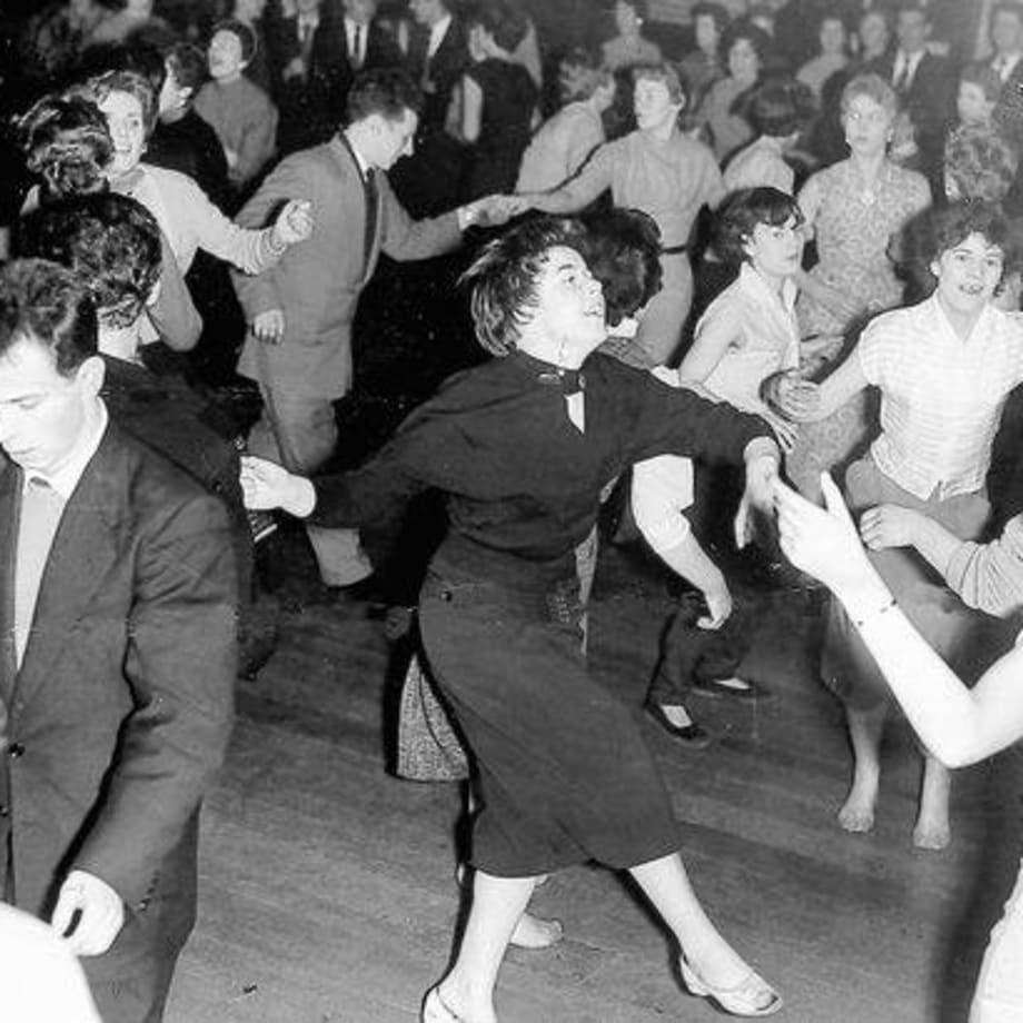 Newcastle rock and rollers in the 60's courtesy of The Chronicle