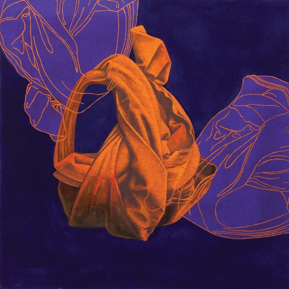 Sam Ainsley, Ghost Cocoon (2009). Image courtesy of the artist