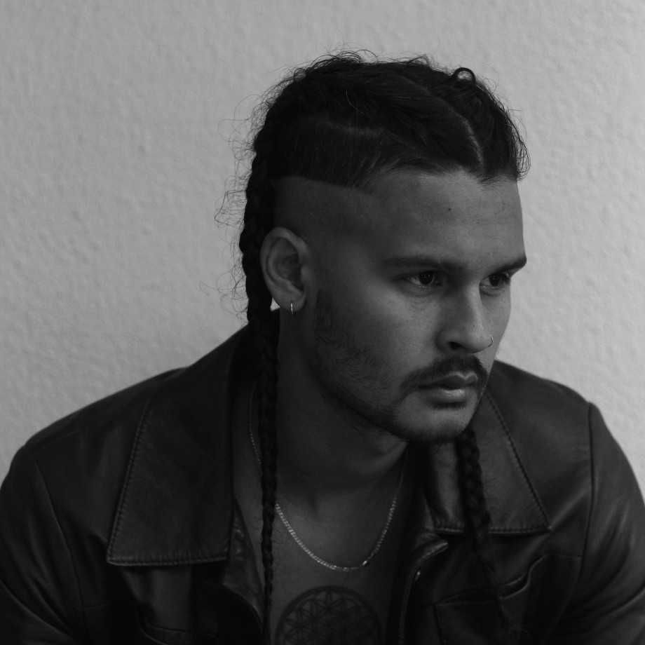 Imraan Christian, born in Cape Town, is a young South African photographer and filmmaker. He is an artist and activist...