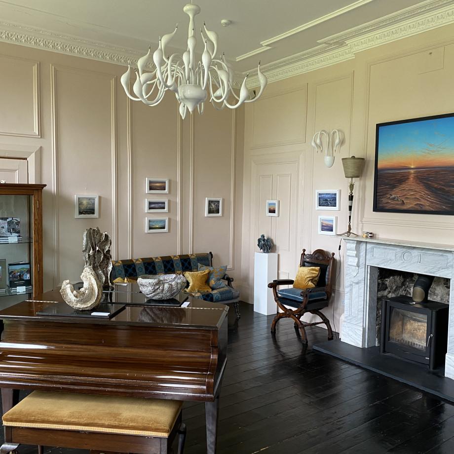 Gallery Spaces & Coffee Shop