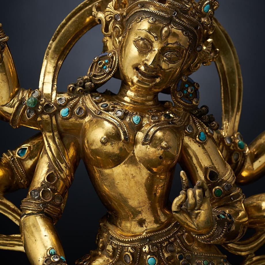 PUNDOLE'S ART AUCTION , MUMBAI - APRIL - 2021
