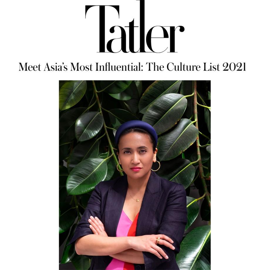 RECENT PRESS, Tatler Asia