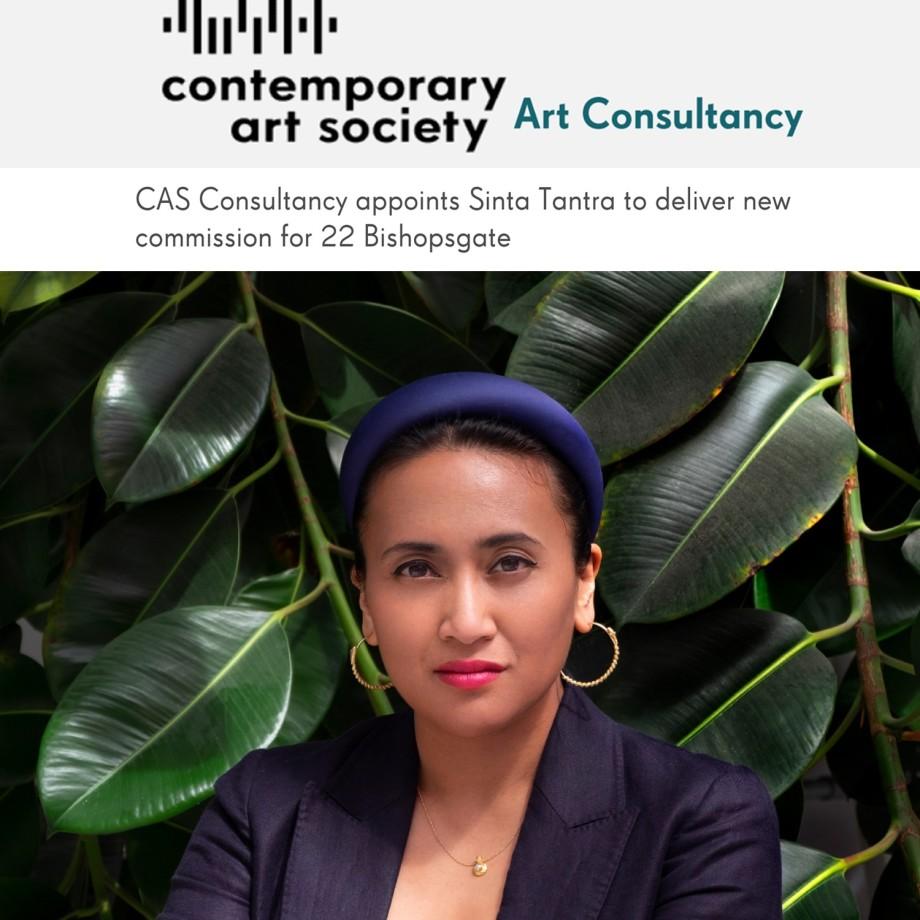 Recent News, Contemporary Art Society Announcement