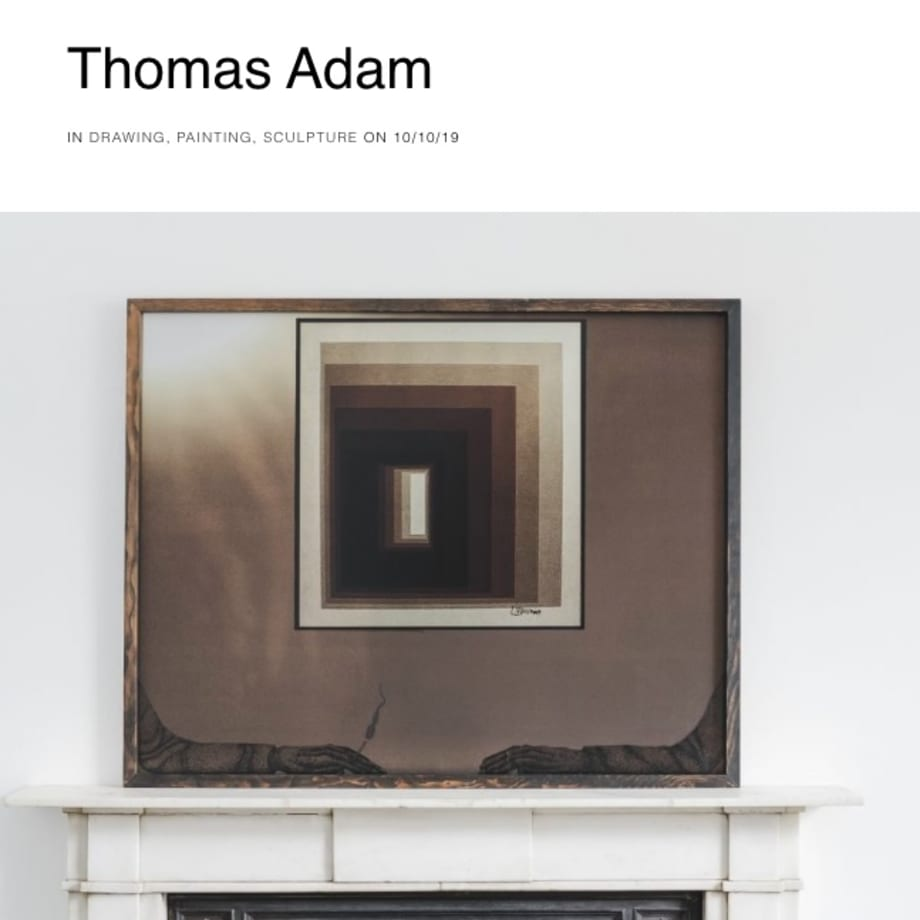 Young Space: An Interview with Thomas Adam