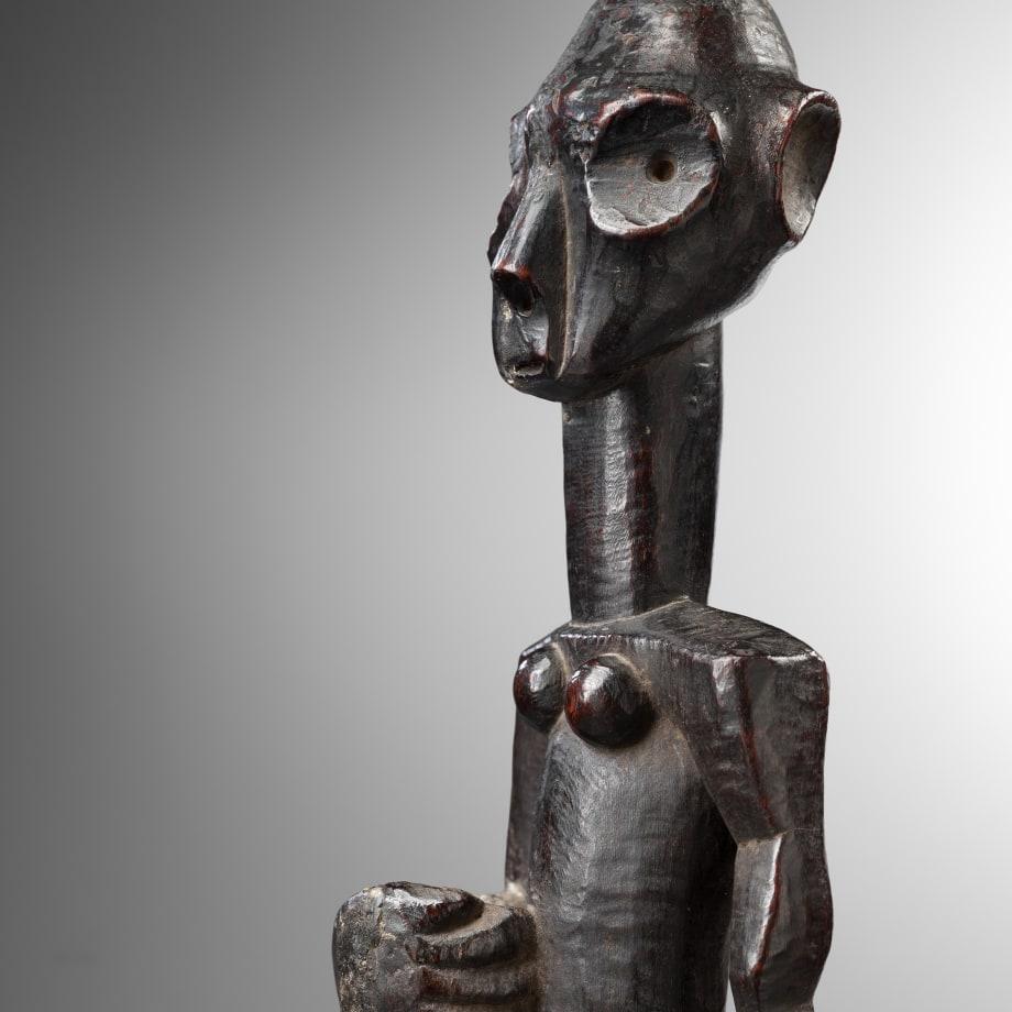 Kuku rain statue, Esatern Bari, speaking people of the region of Kajo Keji