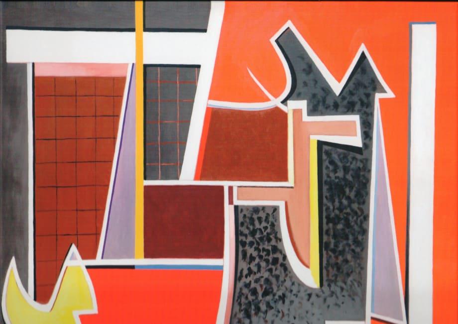 Alberto Magnelli La pittura è prima di tutto un'architettura