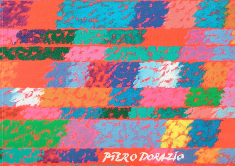 Piero Dorazio Il colore della pittura