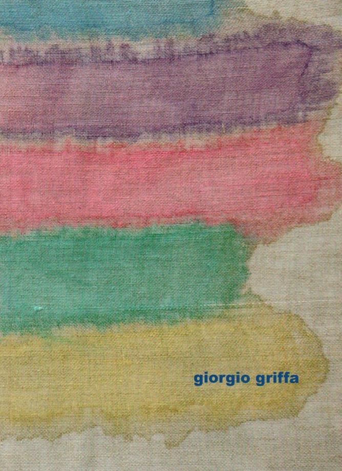 Giorgio Griffa Silenzio: Parla la pittura
