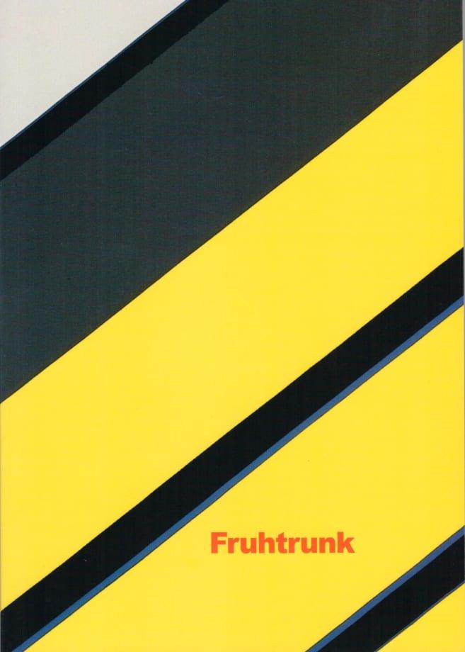 Günter Fruhtrunk ein konkreter maler