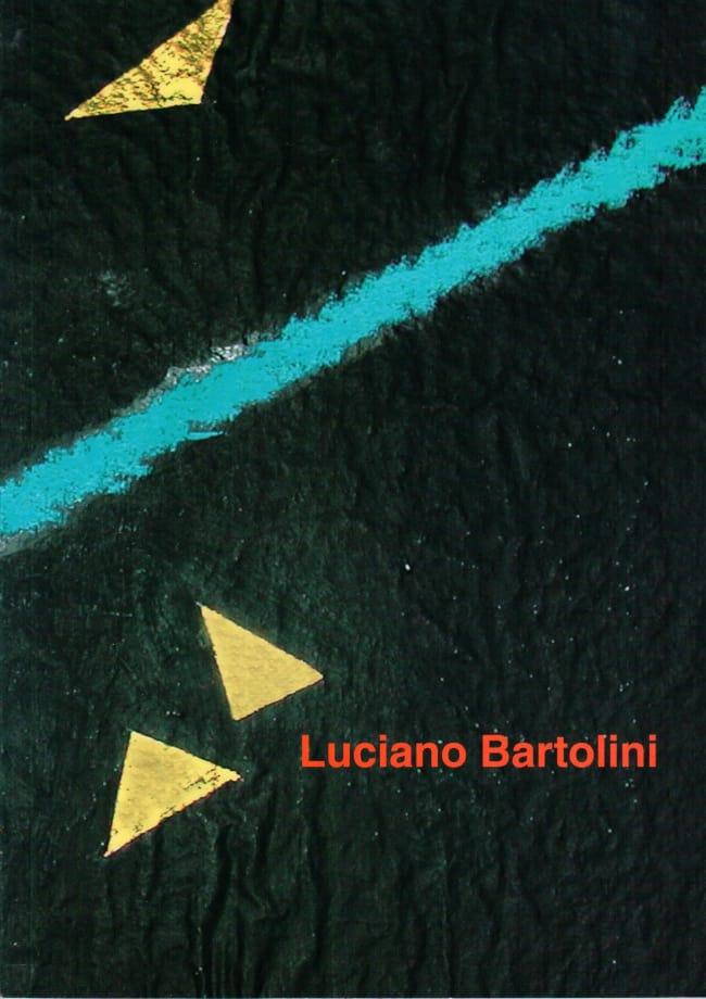 Luciano Bartolini Dai kleenex a ...
