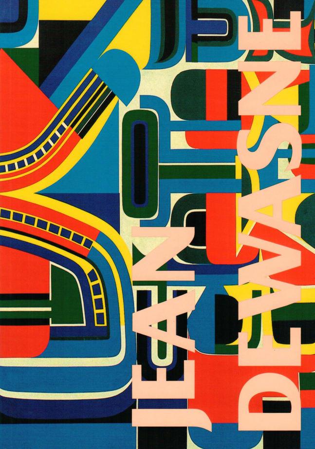 Jean Dewasne confronto. opere 1957-1973