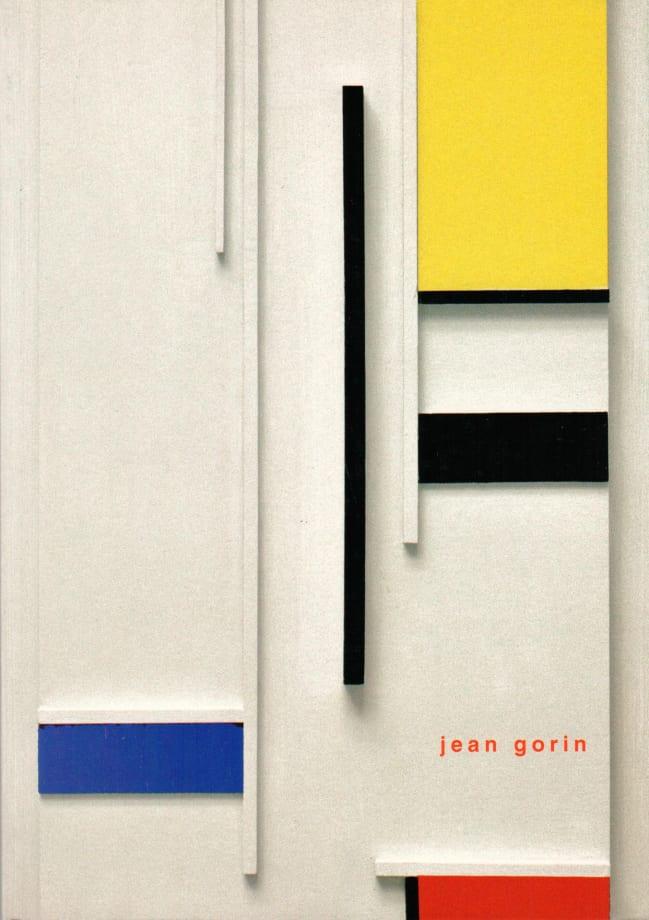 Jean Gorin composizioni + rilievi