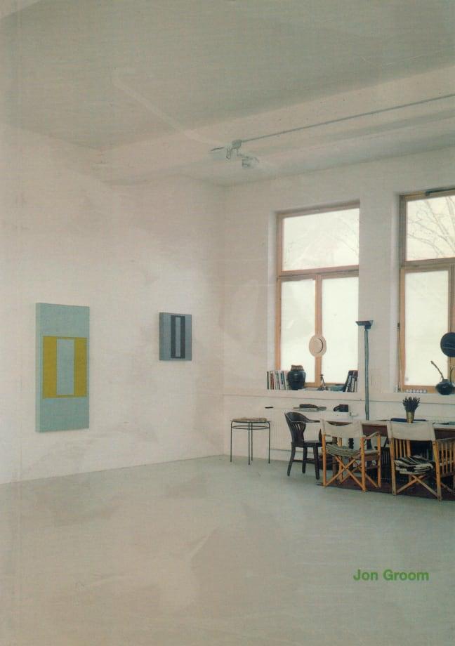 Jon Groom Reference paintings