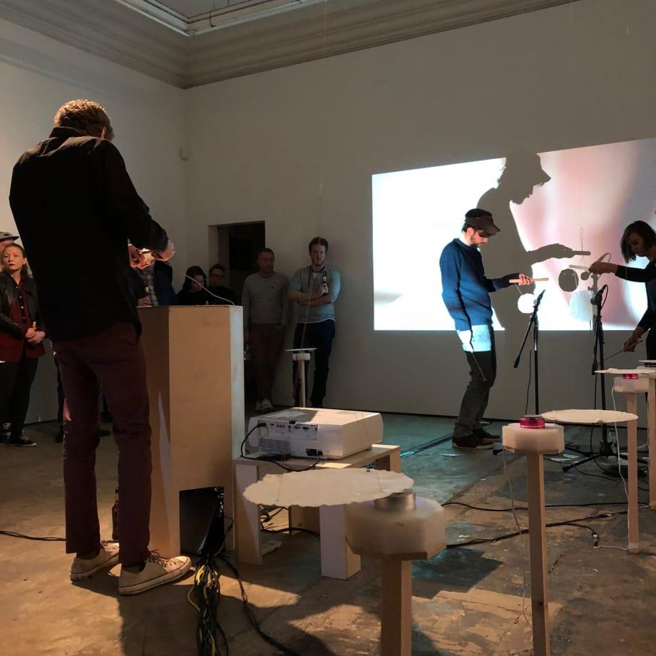 Drone Ensemble, TUSK Festival 2018 opening performance