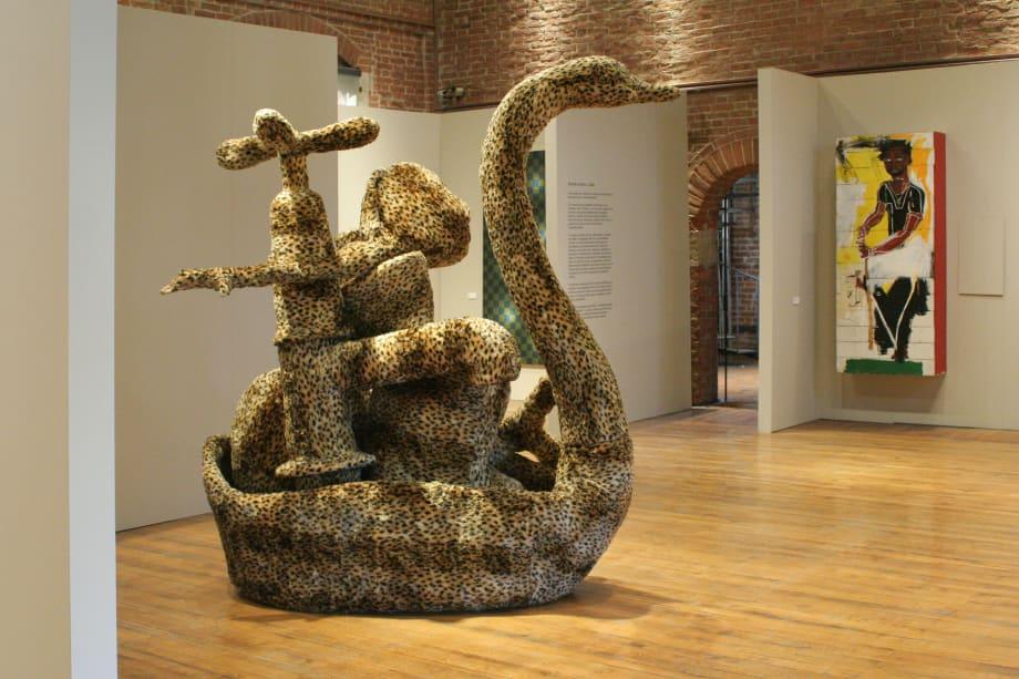 GLI ANNI 80. Il trionfo della pittura. Da Schifano a Basquiat, Serrone di Villa Reale ed Arengario, Monza, Italy