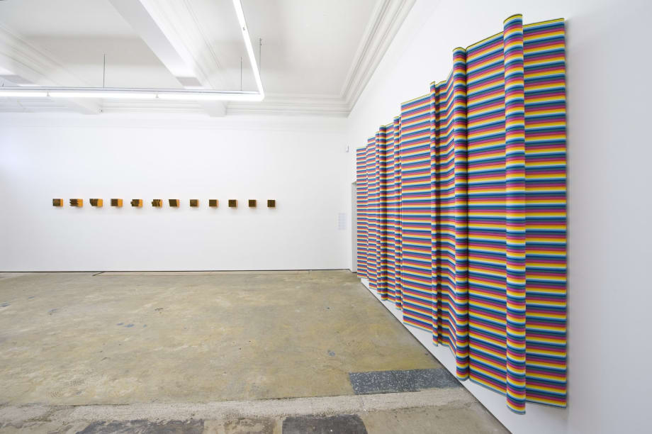 Jacob Dahlgren: colour-time-structure, WORKPLACE GATESHEAD