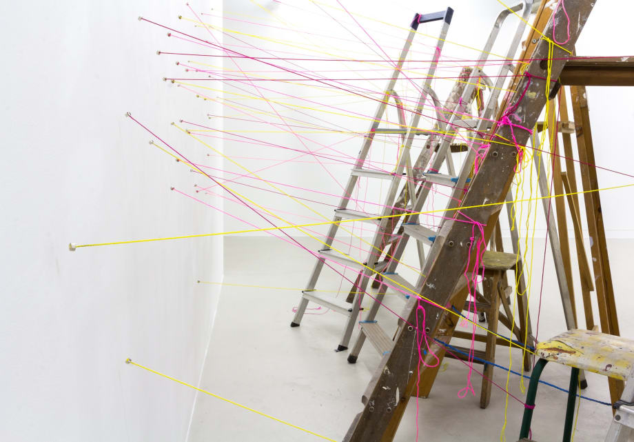 Jo Coupe: All That Fall / Joseph Beuys: Wirtschaftswert