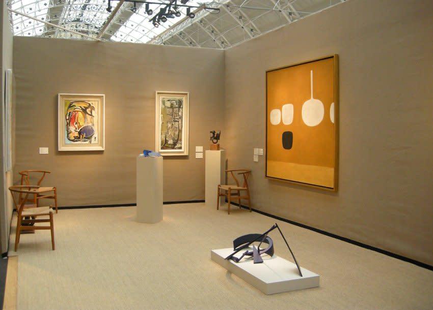 London Art Fair 2012