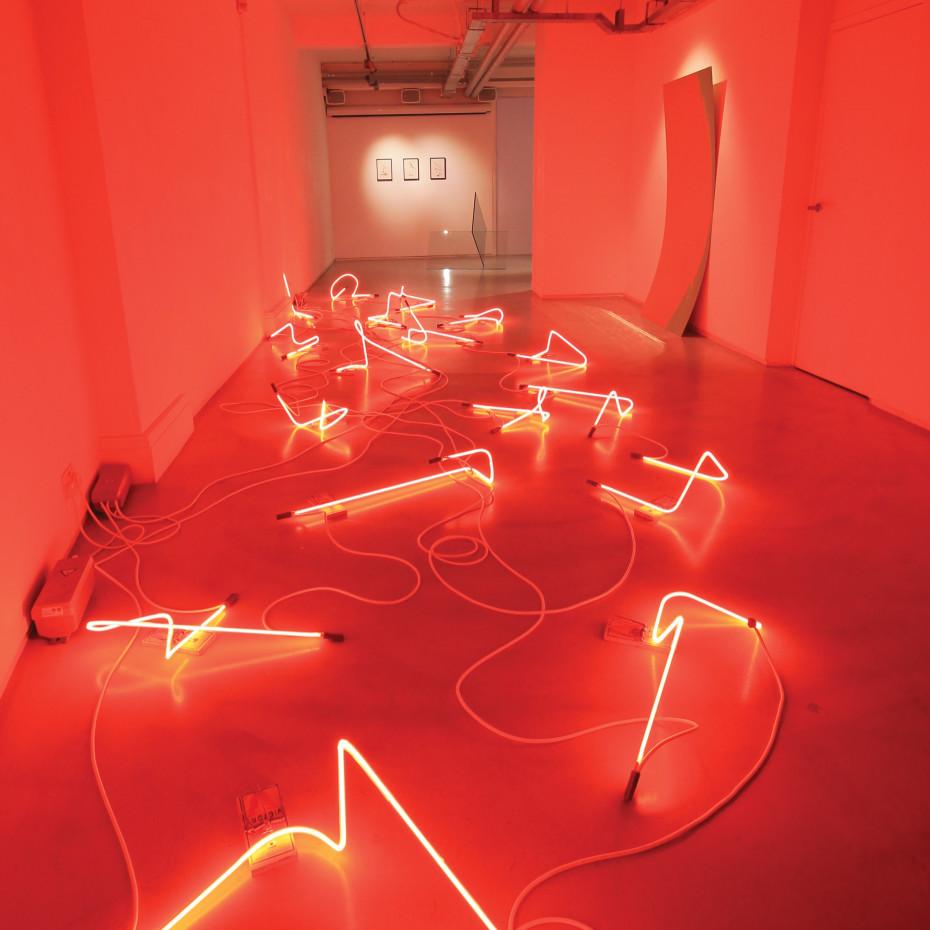 Art That's Literally Shocking: Ben Woodeson Electrocutes Us