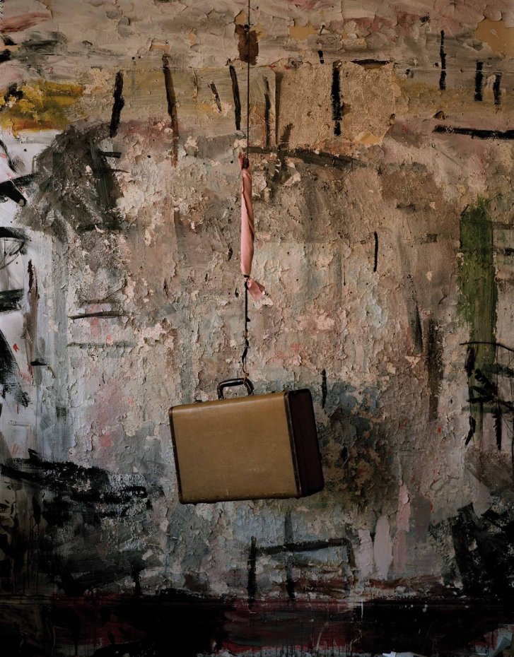 <div class=&#34;artist&#34;><strong>Saul Fletcher</strong></div><div class=&#34;title_and_year&#34;><em>Untitled #252 (suitcase)</em>, 2012</div><div class=&#34;medium&#34;>C print</div><div class=&#34;dimensions&#34;>Image size: 17.8 x 14 cm / 7 x 5 1/2 ins<br/>Framed: 57 x 47 cm / 22 1/2 x 18 1/2 ins</div>
