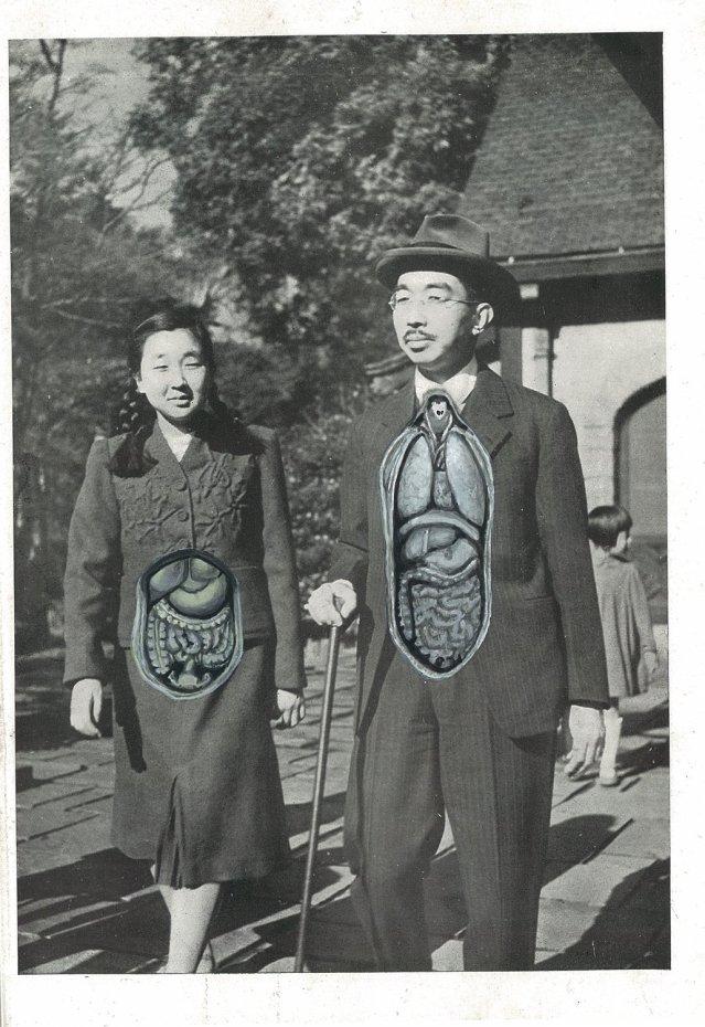 Meiro Koizumi, Sunday at Hirohito's (3), 2012
