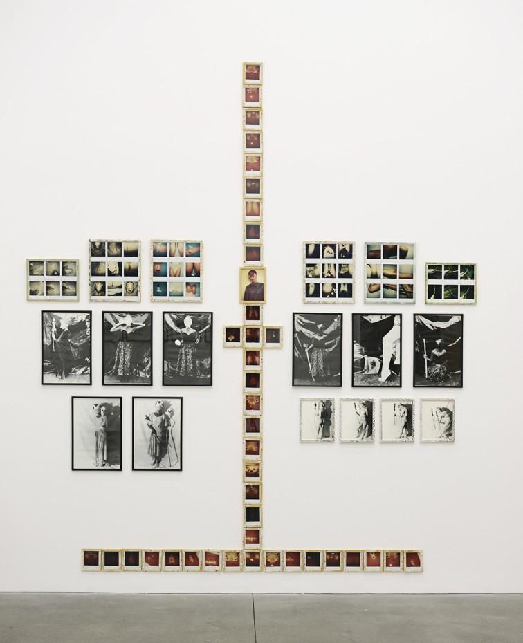Birgit Jürgenssen, '10 Days - 100 Photos', 1980-81. © Estate Birgit Jürgenssen