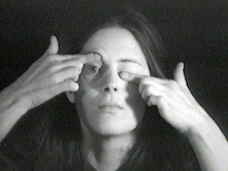 Hannah Wilke, Gestures, 1974, 35:30 min, b&w, sound