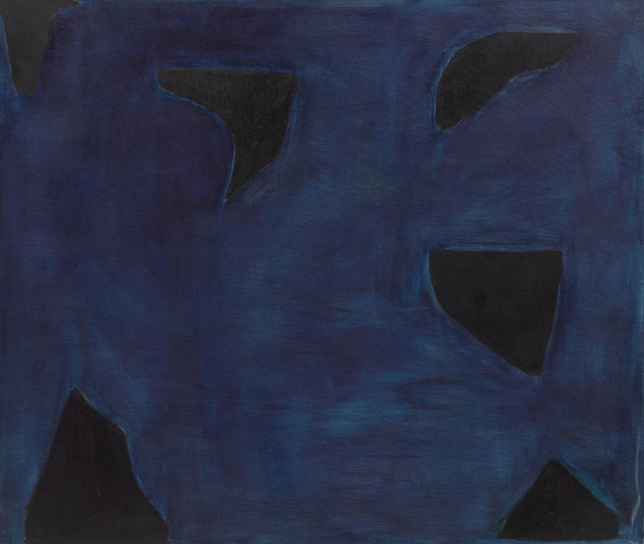 Betty Parsons, Night, 1963. © The Betty Parsons Foundation