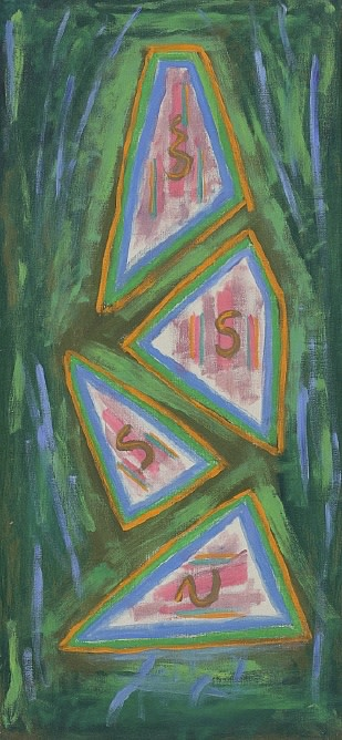 Betty Parsons, Southern Exposure, 1979. © The Betty Parsons Foundation
