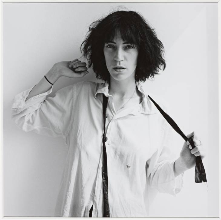 Robert Mapplethorpe, Patti Smith, 1975. Tate / National Galleries of Scotland. © Robert Mapplethorpe Foundation