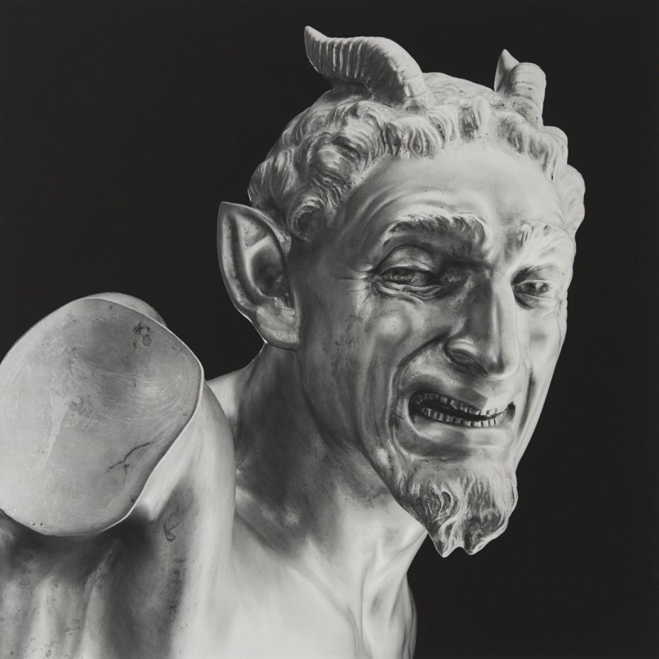 Robert Mapplethorpe, Italian Devil, 1988 © Robert Mapplethorpe Foundation. Used by permission.