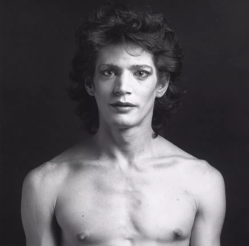Robert Mapplethorpe, Self Portrait, 1980. © Robert Mapplethorpe Foundation, New York. Used by Permission