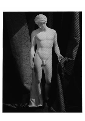 Robert Mapplethorpe, Antinous, 1987. © Robert Mapplethorpe Foundation, New York. Used by Permission