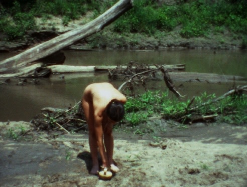 Ana Mendieta, Blood Inside Outside. 1975. The Baltimore Museum of Art: Purchase with exchange funds from the Pearlstone Family Fund and partial gift of The Andy Warhol Foundation for the Visual Arts, Inc., BMA 2019.3. © The Estate of Ana Mendieta Collection, LLC. Courtesy Galerie Lelong & Co. Licensed by Artists Rights Society (ARS), New York.