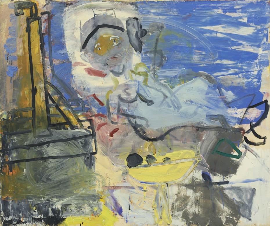 Roy Oxlade, Untitled, 1991. © Estate of Roy Oxlade