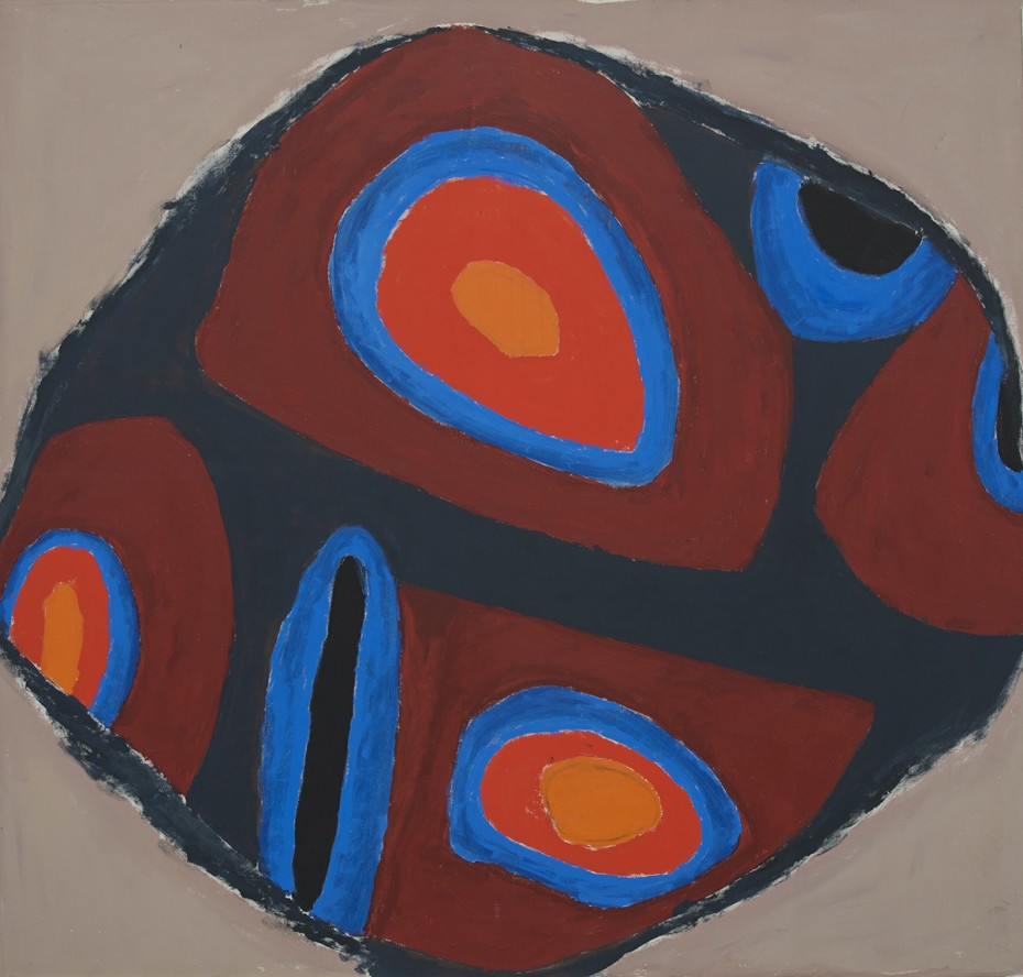 Betty Parsons, Midnight Flute, 1968 © The Betty Parsons Foundation