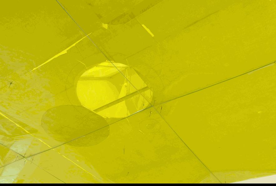 Ian Kiaer, Toothhouse Ceiling, 2014 – 2020. Photo: Guenzel Rademacher