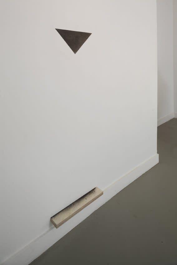 Antonis Pittas, Untitled (mirror piece), 2012