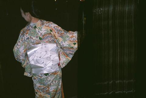 Nobuyoshi Araki, Love on the Left Eye, 2014