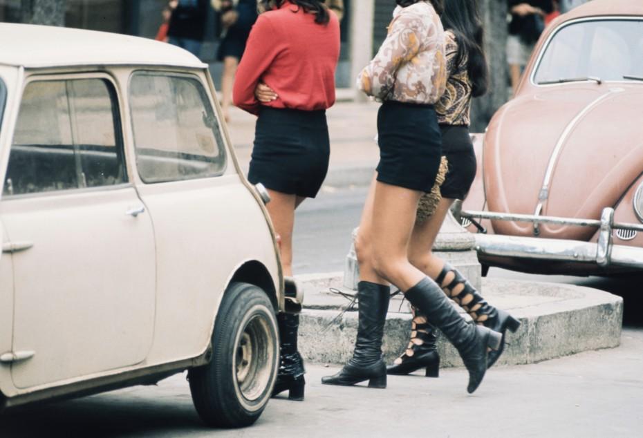 Ed van der Elsken, Chile, 1971, Nederlands Fotomuseum / © Ed van der Elsken