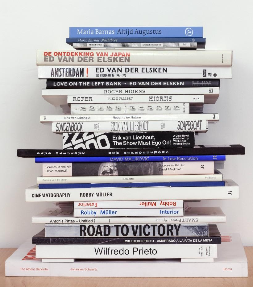 New Reproductions , Maria Barnas, Ed van der Elsken, Roger Hiorns, Erik van Lieshout, David Maljkovic, Awoiska van der Molen,...