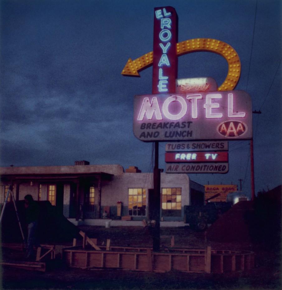 Robby Müller, Santa Fe, New Mexico II, 1985