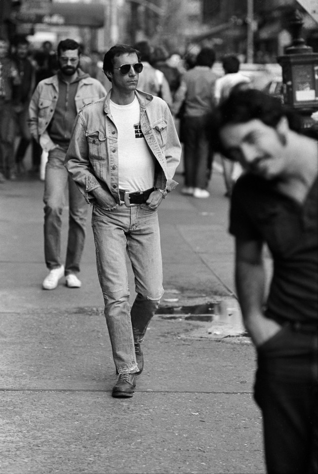 Sunil Gupta, Untitled #20 from the series Christopher Street, 1976/2020