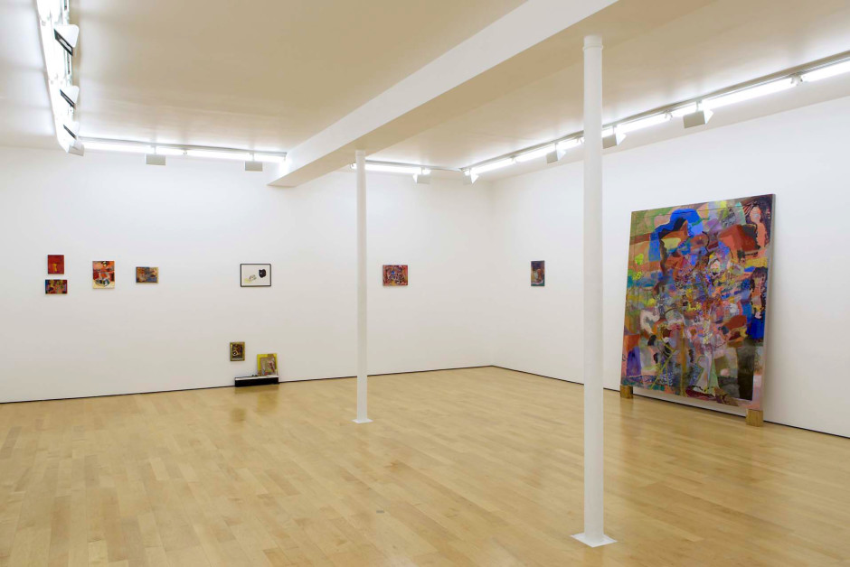Installation View, 2008
