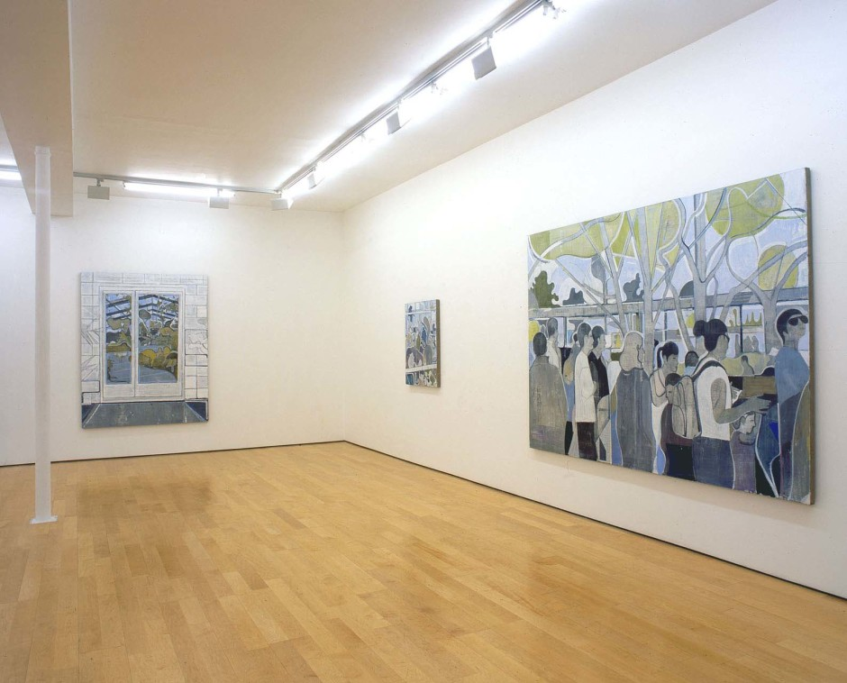 Installation View, 2008