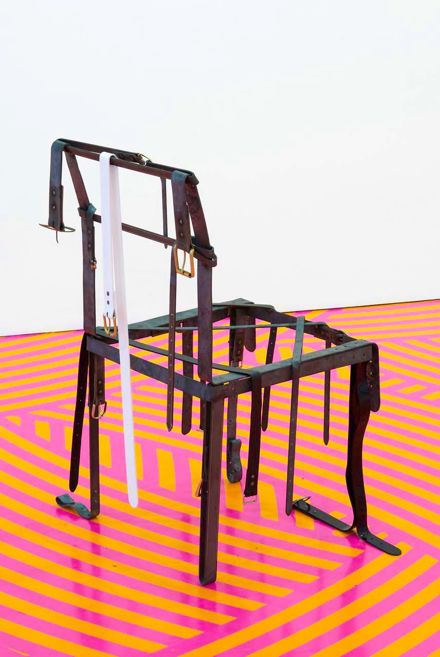 Seat Belt (Nightbird), 2009