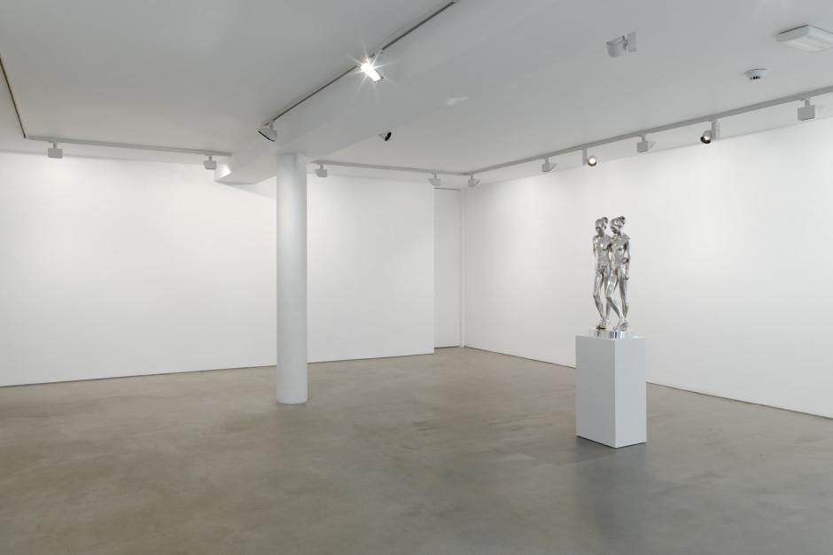 Yoko XXV (Silver Twin), 2008