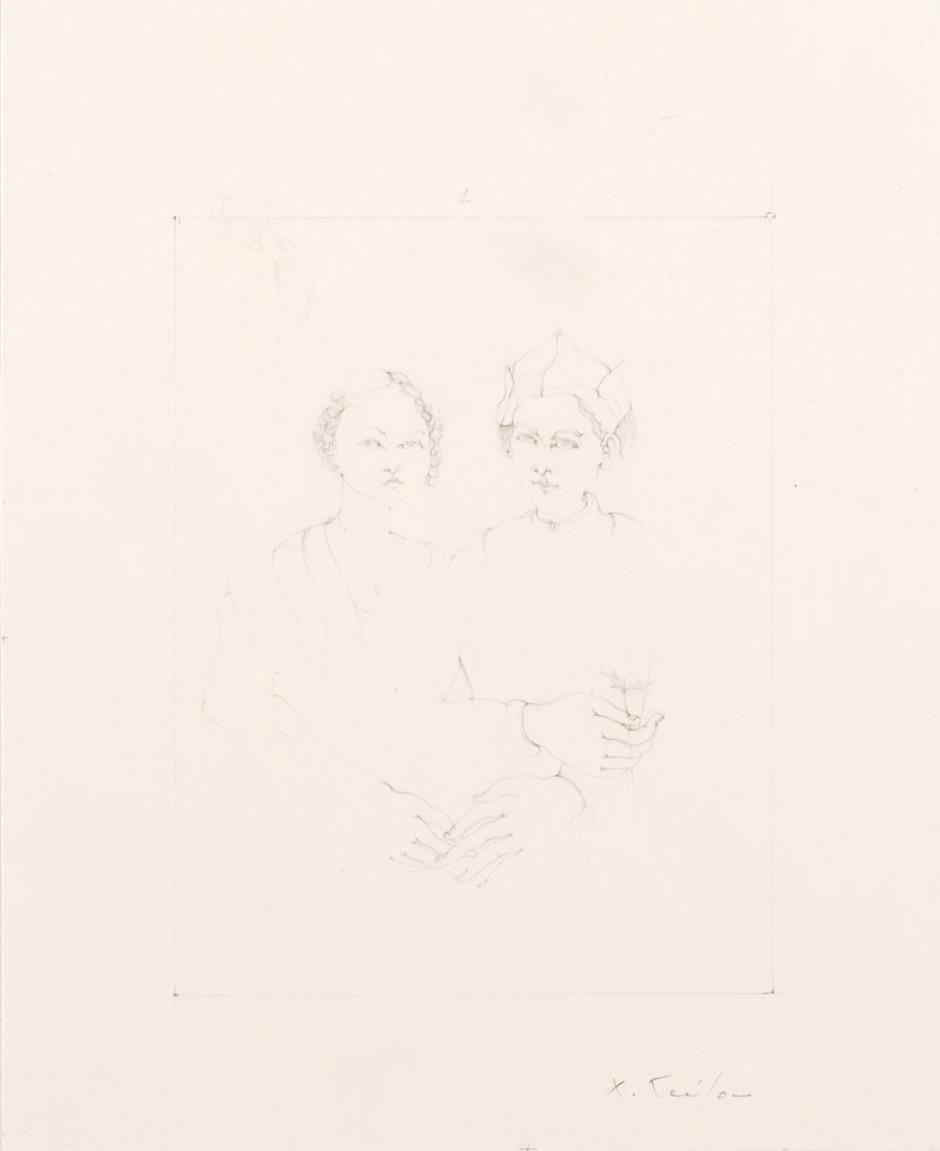 Hippolyta and Theseus (Our Nuptial Hour), 2008