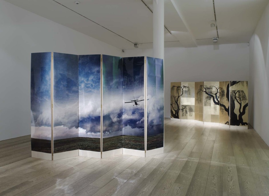 Installation View, Yours, Patsy Cline, 2010