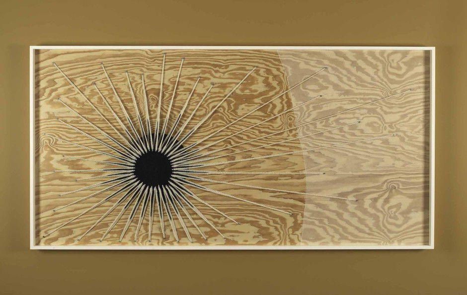 Material Manifestation: Single Strand Radiation, 2010